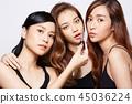 女性美容系列化妝 45036224