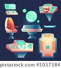 space universe interior 45037384