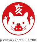 野豬 45037906