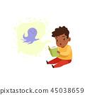 插图 男孩 书籍 45038659
