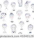 women, face, people 45040126