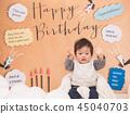 1歲生日 45040703
