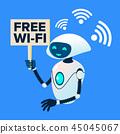 wi-fi, network, wireless 45045067