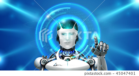 ai technology robot 45047401