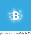 bit, bitcoin, light 45049483