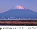 富士山 世界文化遺產 世界遺產 45056749