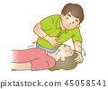 응급 처치 그림 40 : 부상 · 사고 · 익사 45058541