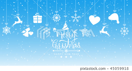 Merry Christmas and Happy New Years 45059918