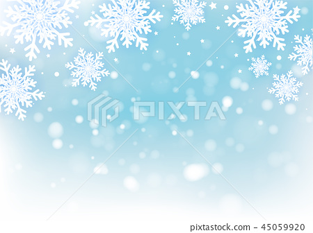 Christmas and New Years Blur bokeh of light 45059920