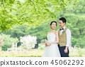 花園婚禮 45062292