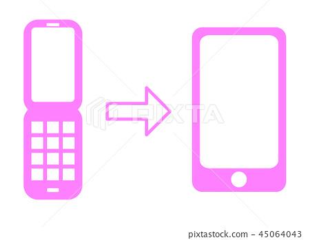 핸드폰 교체 45064043