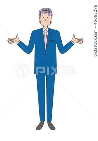 Businessman 45065276