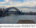 View of Sydney Harbour Bridge, 45065767