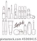 cosmetic cosmetics lipstick 45069415