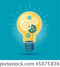 Light Bulb Gear 45075836