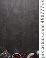 chocolate, background, baking 45077753
