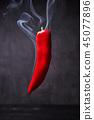 Smoking pepper 45077896