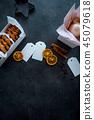 姜饼 华而不实的东西 圣诞节 45079618