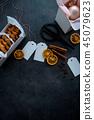 礼盒包装 姜饼 华而不实的东西 45079623