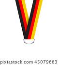 medal ribbon german 45079663