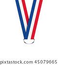 medal france flag 45079665