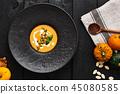 soup pumpkin food 45080585