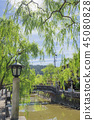 The streets of Kinosaki Onsen 45080828
