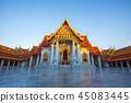 wat benchamabophit ,marble temple bangkok thailand 45083445