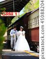 享受地點攝影的婚禮夫婦在Kuranda駐地圍場 45088204