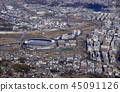 stadium, sports ground, baseball 45091126