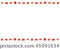 新年材料图标框架1 45091634