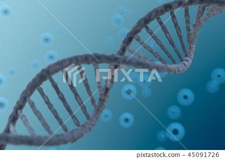 DNA圖像 45091726