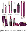 color cosmetic cosmetics 45093867