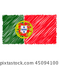 flag portugal country 45094100