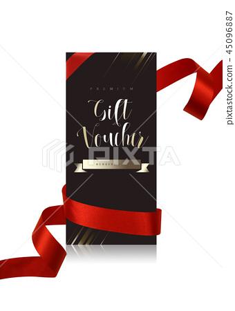럭셔리 초대장, 초대장 소스, 할인 쿠폰, 쿠폰 템플릿 45096887