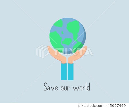 Save our world 45097449