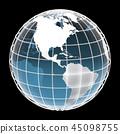 地球,世界,美洲 45098755