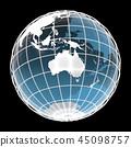 地球,世界,澳大利亚 45098757