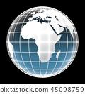 地球,世界,非洲 45098759