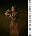 woman, female, people 45098760