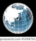 地球,世界,日本 45098763
