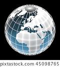 地球,世界,欧洲 45098765