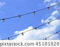 有藍天和電燈泡的詩歌選 45101020