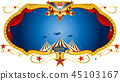 background circus tent 45103167