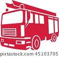 car vehicle firefighting 45103705
