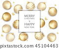 christmas, background, vector 45104463