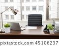 商人辦公室工作者書桌圖像 45106237