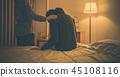 臥室 45108116