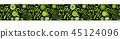 pattern, floral, seamless 45124096