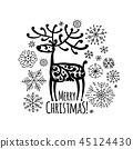 เวกเตอร์,คริสต์มาส,คริสมาส 45124430